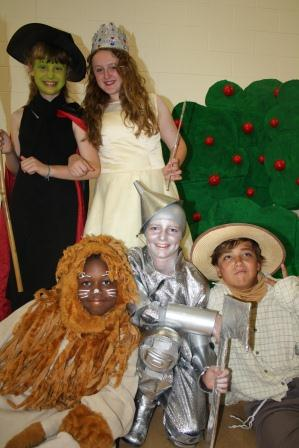 The Wizard of Oz musical a terrific production!
